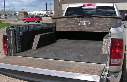 DIY Wood Tool Boxes For Trucks Plans Free